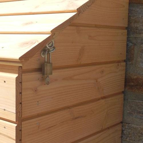 Coffre sesame d 39 ext rieur bois soleil construction for Bois construction exterieur